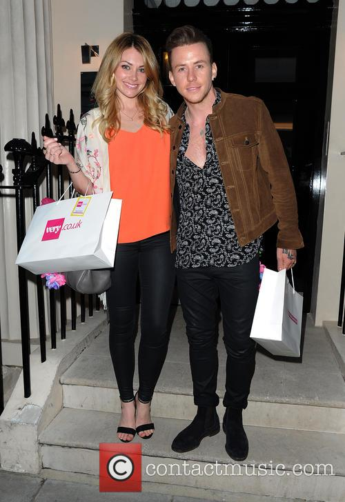 Danny Jones and Georgia Horsley 1