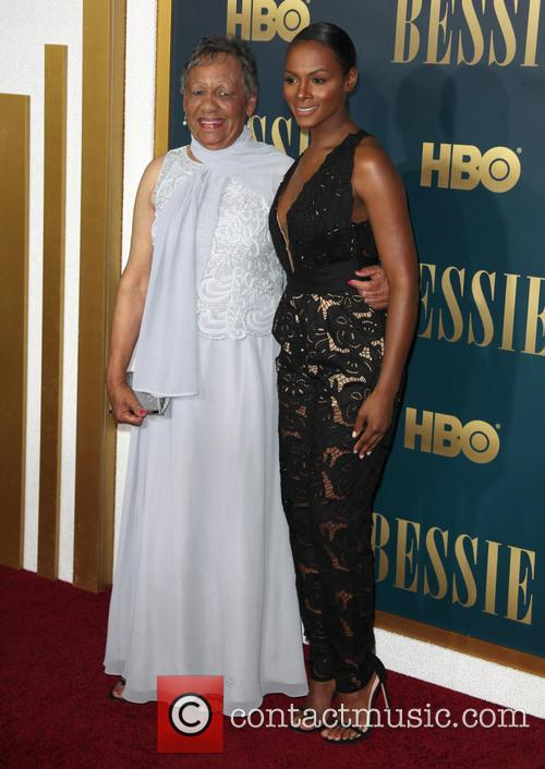 Beverly Ann Clarke and Tika Sumpter 4