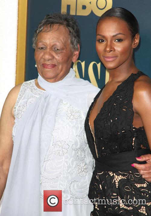 Beverly Ann Clarke and Tika Sumpter 5