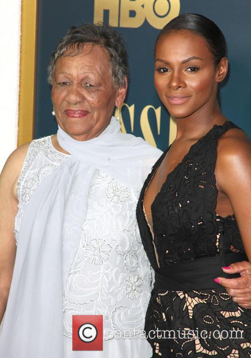 Beverly Ann Clarke and Tika Sumpter 6