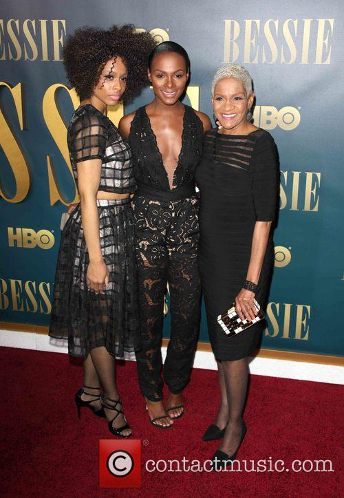 Sister, Tika Sumpter and Janice Acquista 2