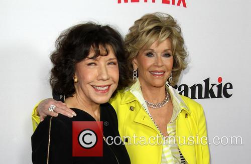 Lily Tomlin and Jane Fonda 10