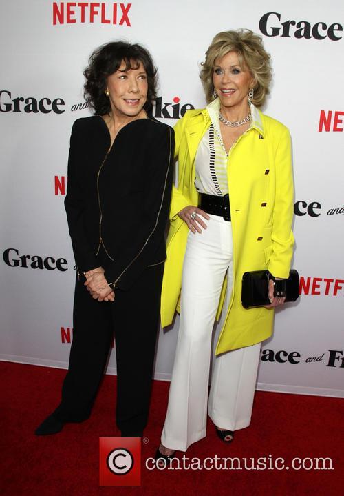 Lily Tomlin and Jane Fonda 11