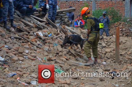 Relief and Rescue Arrives Following Devastating Nepal Earthquake...