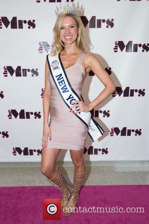 Jenny Mccarthy, Nicole Kulovany and Miss New York 2015 5