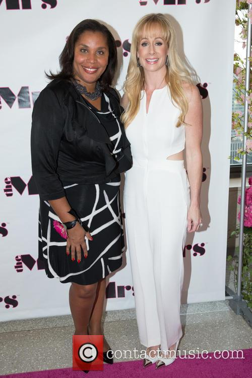 The MRS & Jenny McCarthy 2015 Mother's Day...