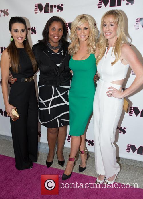 Andi Dorfman, Joi Gordon Ceo Dress For Success, Jenny Mccarthy and Andra Liemandt 3