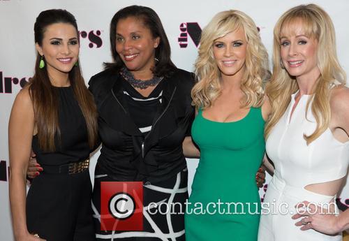 Andi Dorfman, Joi Gordon Ceo Dress For Success, Jenny Mccarthy and Andra Liemandt 1