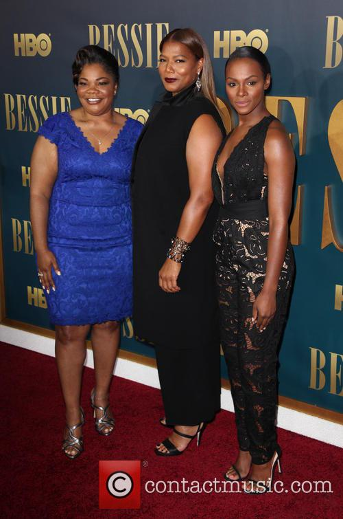 Mo'nique, Queen Latifah and Tika Sumpter 3