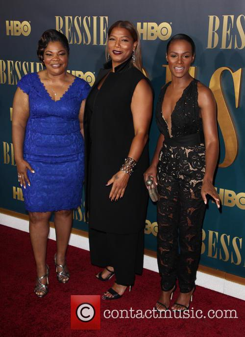Mo'nique, Queen Latifah and Tika Sumpter 1