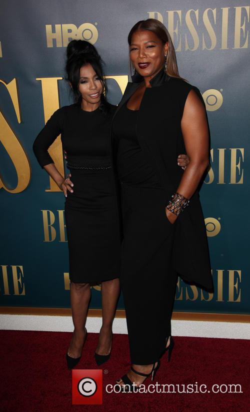 Khandi Alexander and Queen Latifah 2