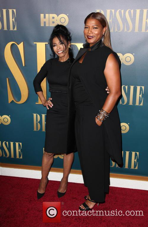 Khandi Alexander and Queen Latifah 3
