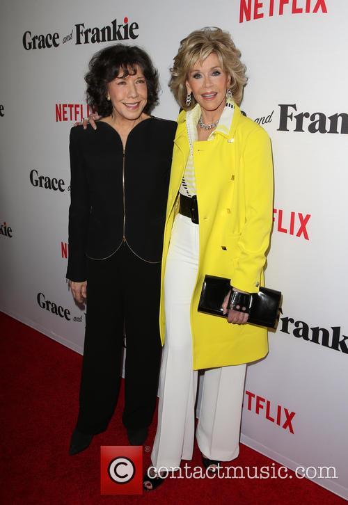 Lily Tomlin and Jane Fonda 2