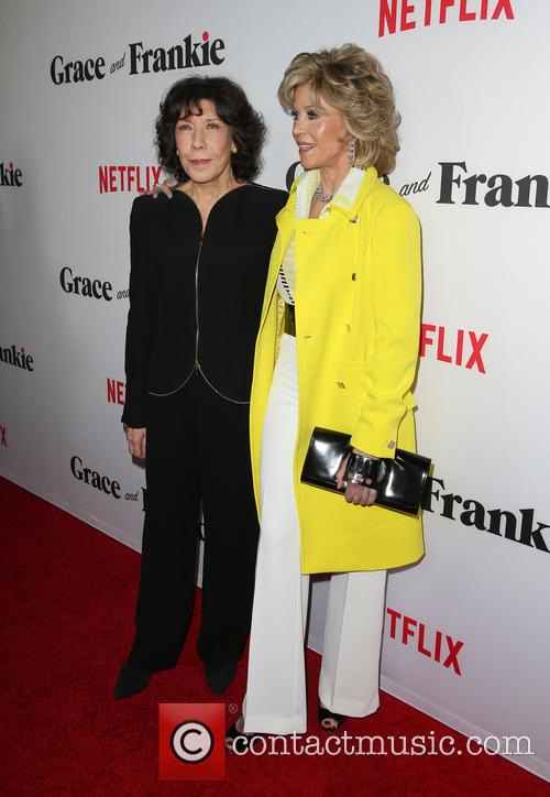Lily Tomlin and Jane Fonda 5