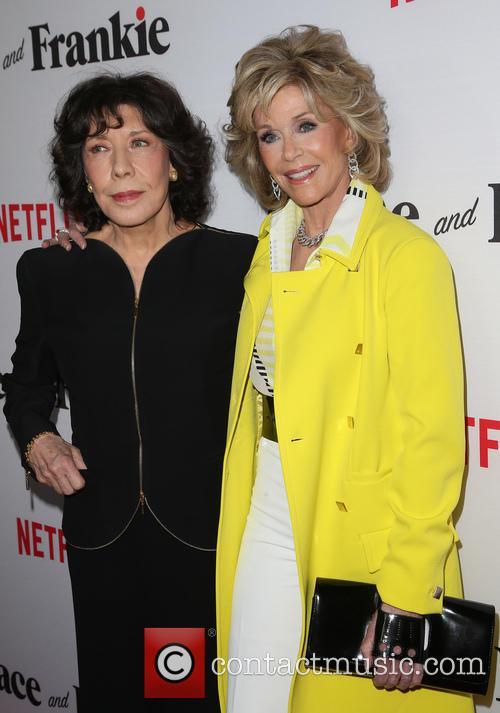 Lily Tomlin and Jane Fonda 7