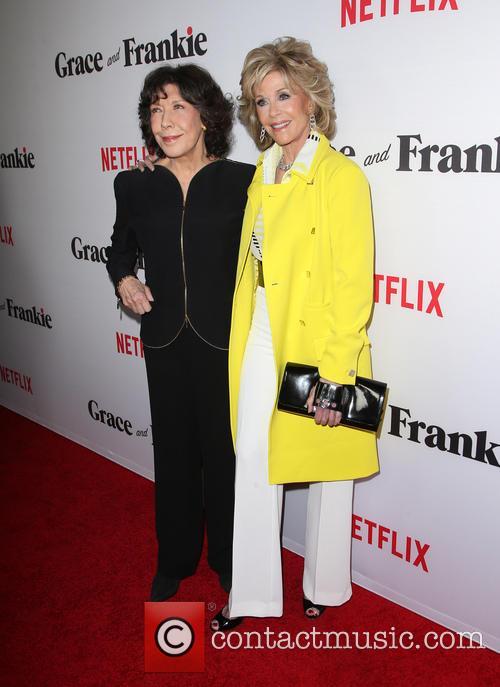 Lily Tomlin and Jane Fonda 8