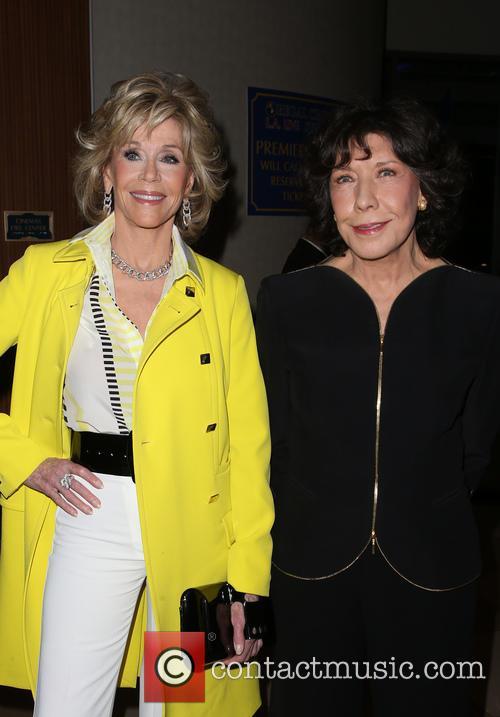 Jane Fonda and Lily Tomlin 6