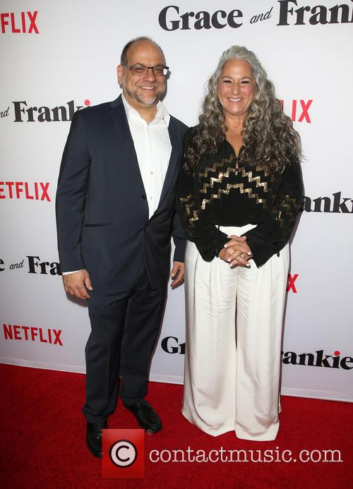 Netflix, Howard J. Morris and Marta Kauffman 2