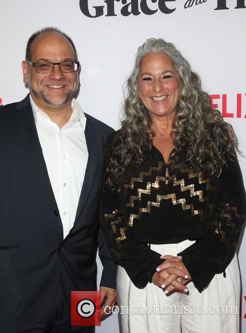Netflix, Howard J. Morris and Marta Kauffman 3