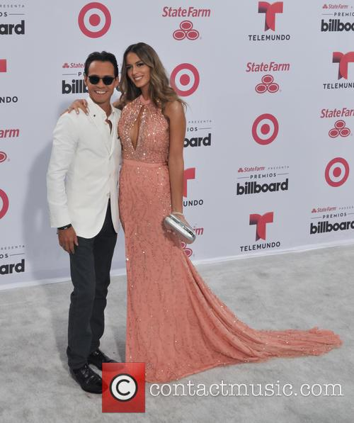 Marc Anthony and Shannon De Lima 10