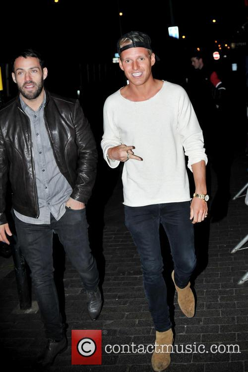 Jamie Laing and James Bushell 2