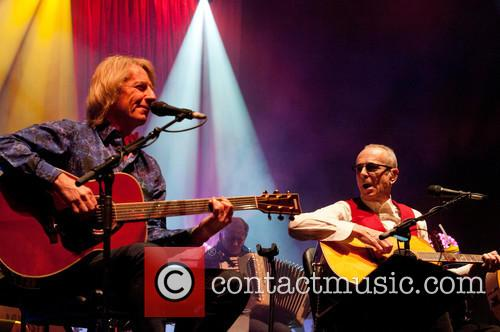 Rick Parfitt and Francis Rossie 8