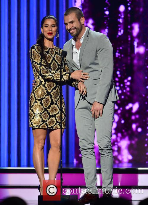 Roselyn Sanchez and Rafael Amaya