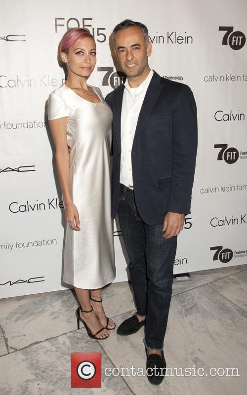 Nicole Richie and Francisco Costa 4