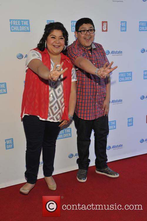 Rico Rodriguez and Raini Rodriguez 4