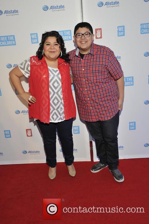 Rico Rodriguez and Raini Rodriguez 5