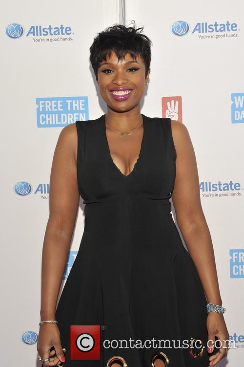 Jennifer Hudson at We Day