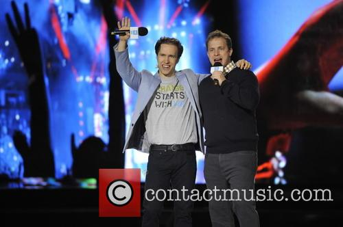 Marc Kielburger and Craig Kielburger 1