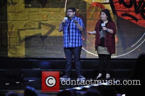 Rico Rodriguez and Raini Rodriguez 2
