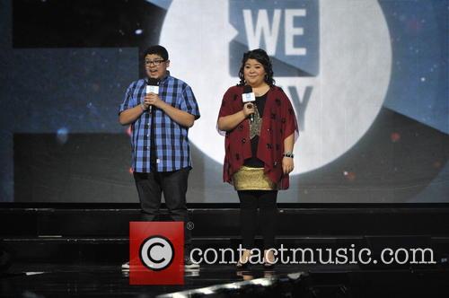 Rico Rodriguez and Raini Rodriguez 1