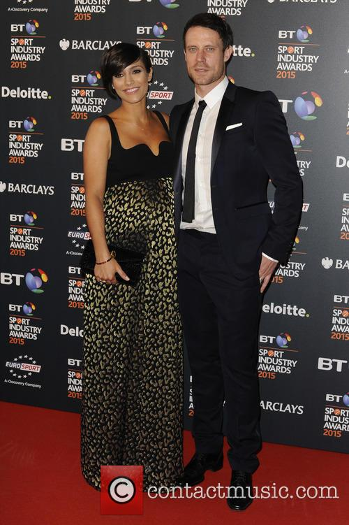 Frankie Sandford and Wayne Bridge 2