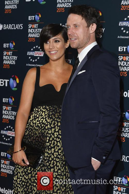 Frankie Sandford and Wayne Bridge 4