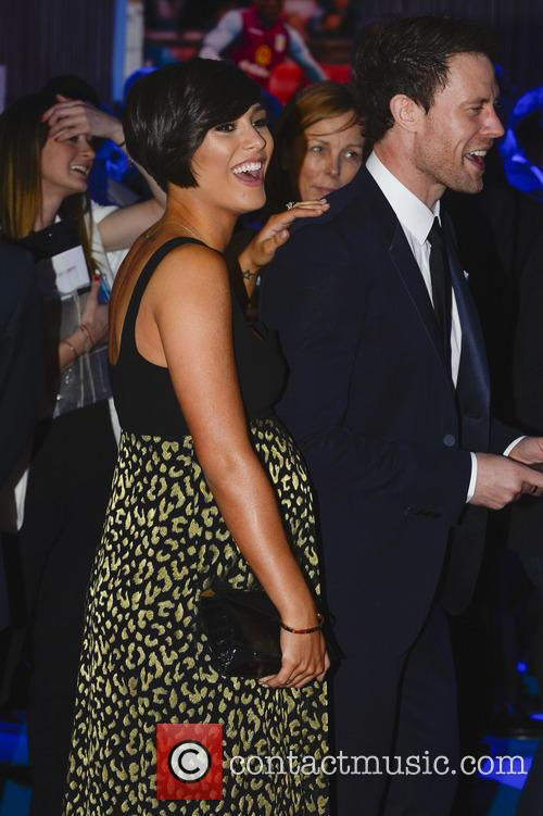 Frankie Sandford and Wayne Bridge 9