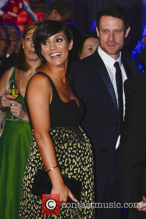 Frankie Sandford and Wayne Bridge 11