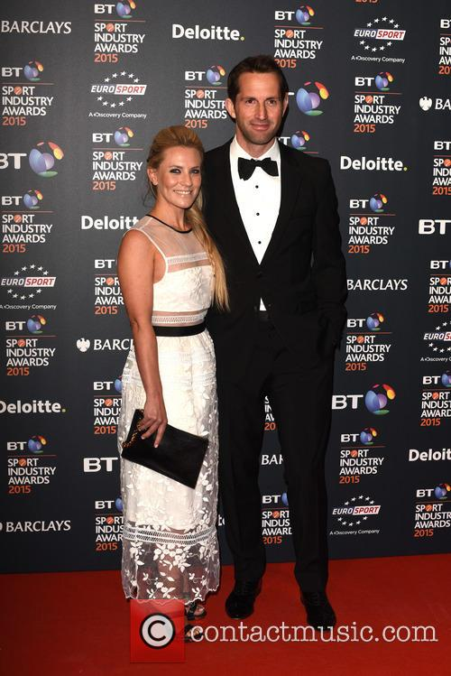 Georgie Thompson and Sir Ben Ainslie 3