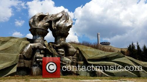 The Buzludzha Monument 2