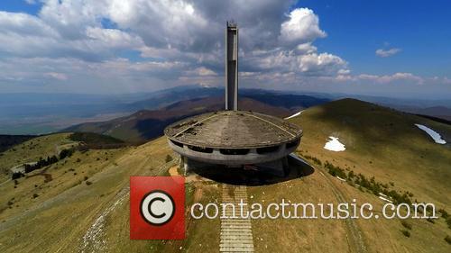The Buzludzha Monument 6
