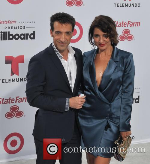 Mateo, Paulina Galvez and Billboard 2