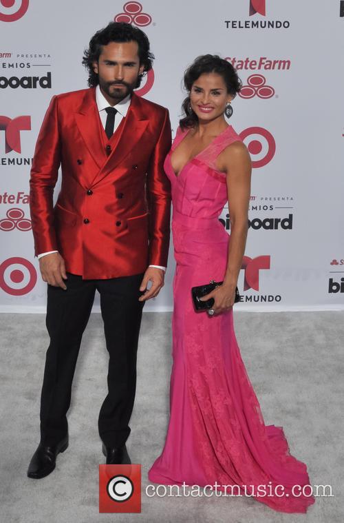 Fabian, Yuly Pereira and Billboard 6