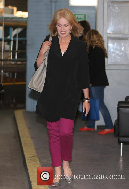 Joanna Lumley 6
