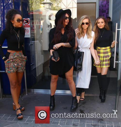 Little Mix, Perrie Edwards, Jade Thirlwall, Jesy Nelson and Leigh-anne Pinnock 2