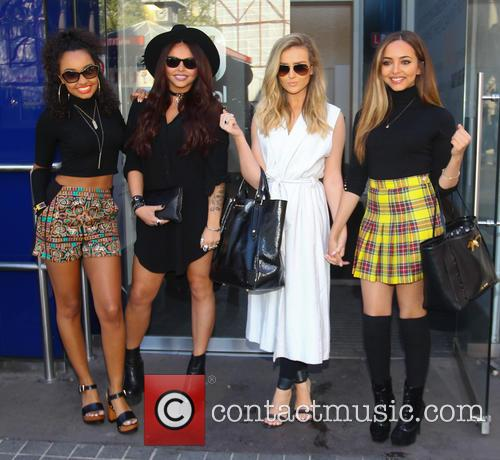 Little Mix, Perrie Edwards, Jade Thirlwall, Jesy Nelson and Leigh-anne Pinnock 3