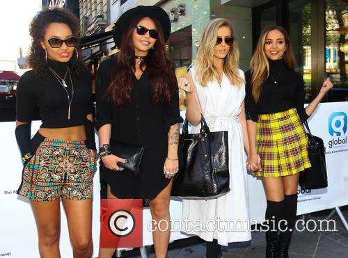 Little Mix, Perrie Edwards, Jade Thirlwall, Jesy Nelson and Leigh-anne Pinnock 4