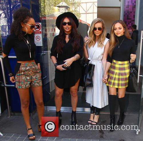 Little Mix, Leigh-anne Pinnock, Jesy Nelson, Perrie Edwards and Jade Thirlwall 7