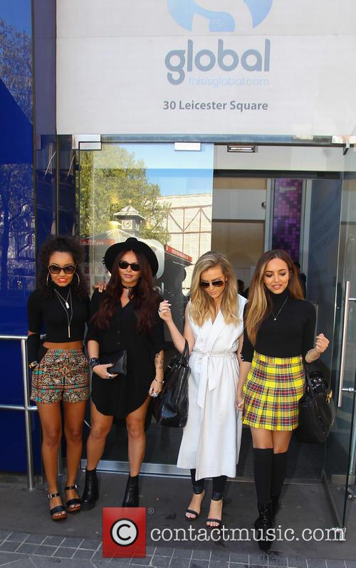 Little Mix, Leigh-anne Pinnock, Jesy Nelson, Perrie Edwards and Jade Thirlwall 8