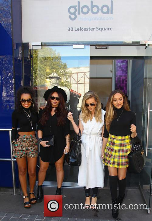 Little Mix, Leigh-anne Pinnock, Jesy Nelson, Perrie Edwards and Jade Thirlwall 9